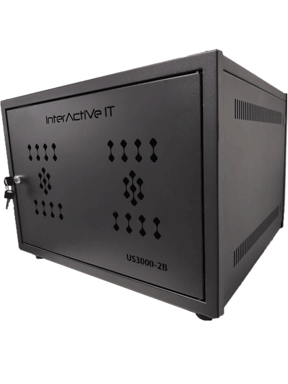 Interactive IT US3000-2B™ Lithium Battery Cabinet