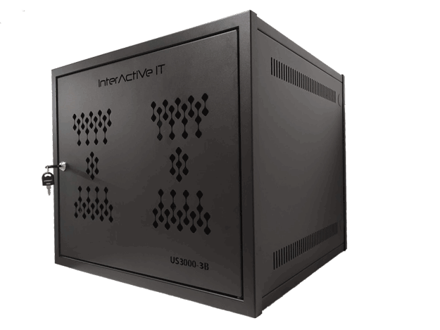 Interactive IT US3000-3B™ Lithium Battery Cabinet