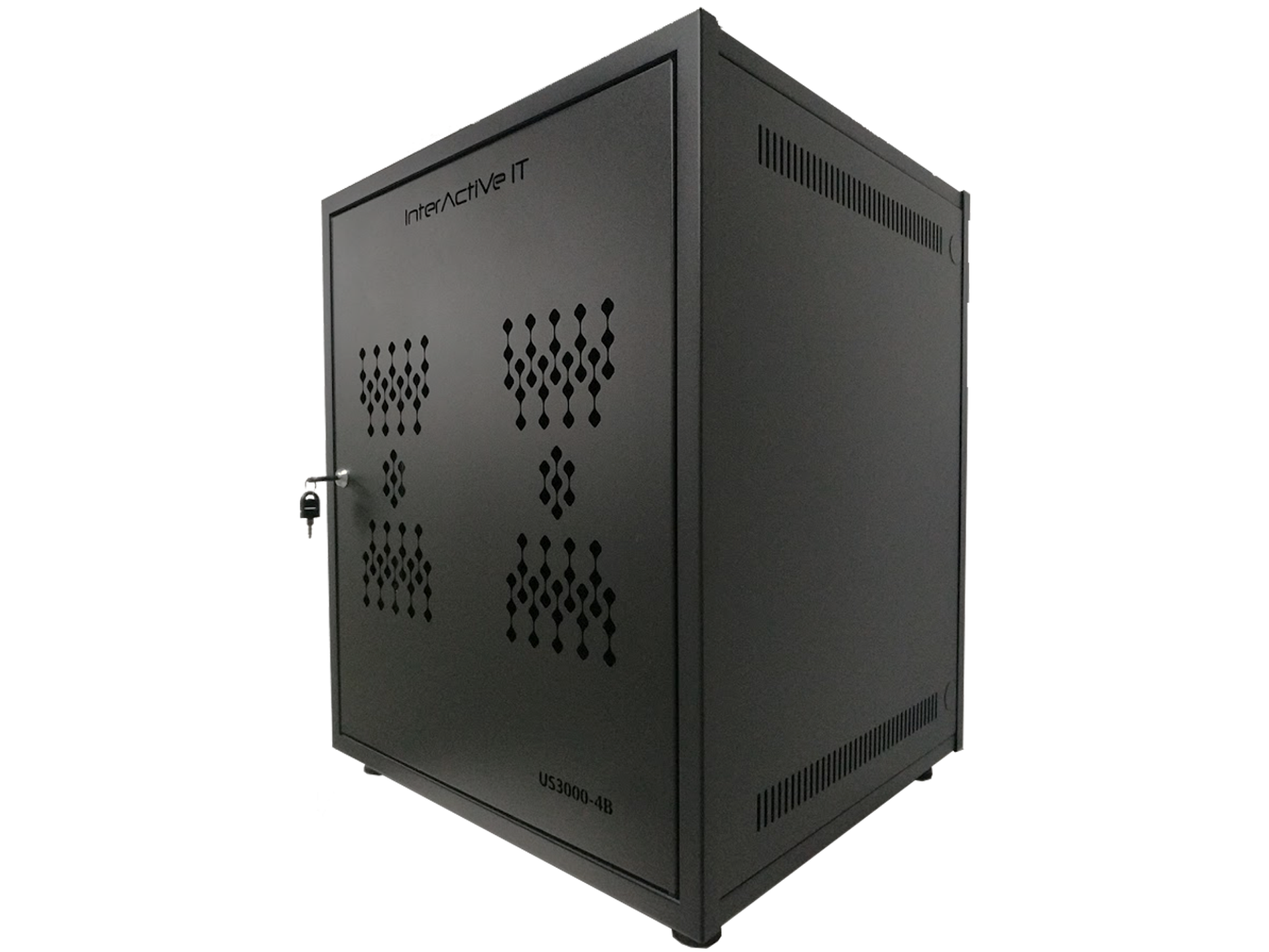 Interactive IT US3000-4B™ Lithium Battery Cabinet